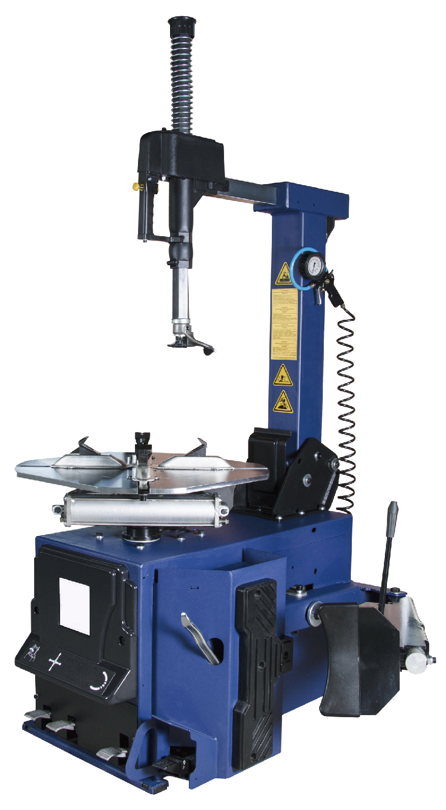 Italy Tech Tyre Changer Machine Car Tire Changer Featured Image
