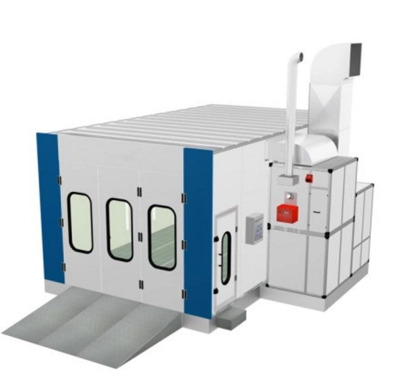 RH-8400 Best Quality–RAECH SprayBooth With CE Featured Image