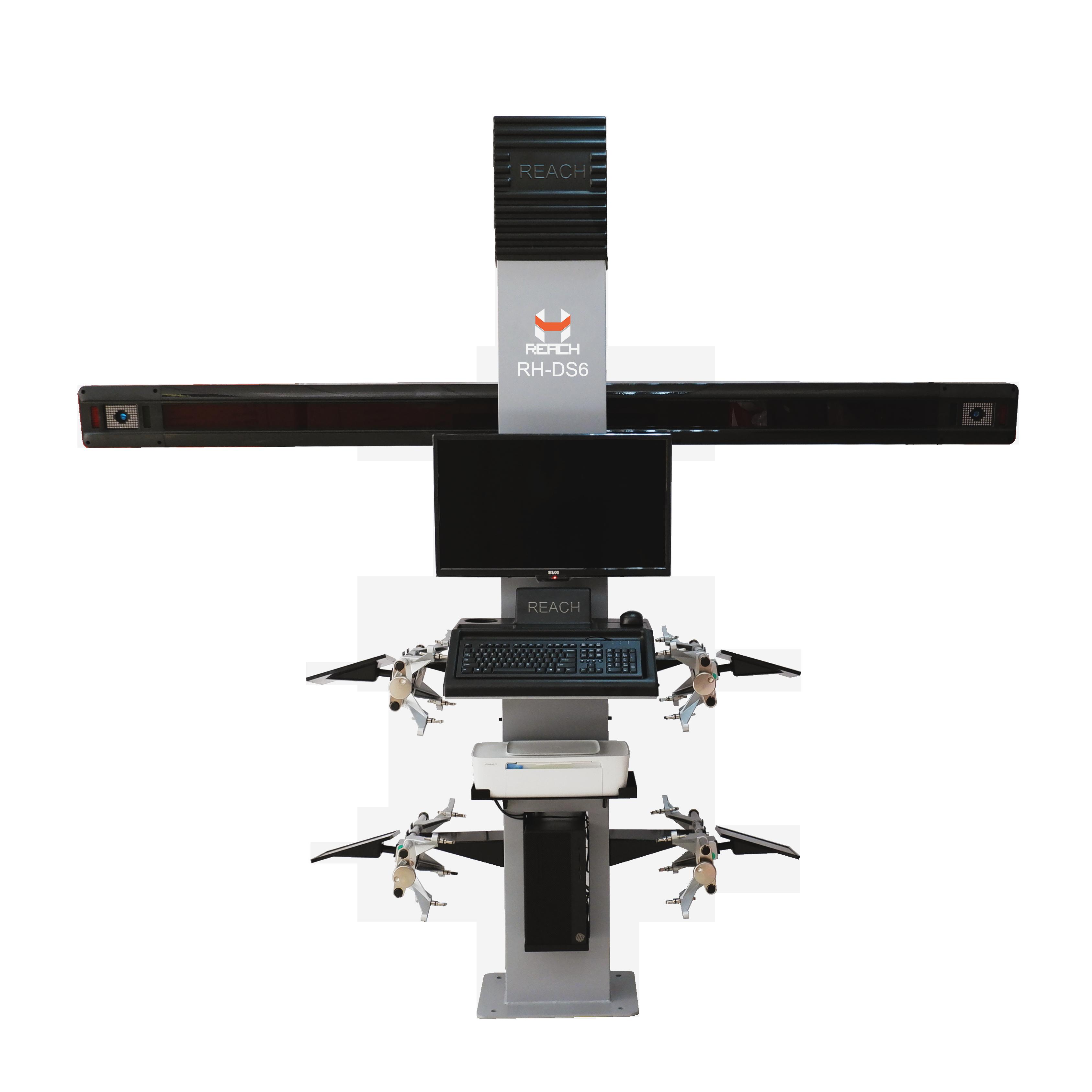 3D Wheel Alignment Machine Featured Image