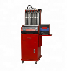 Auto Fuel Injector Tester & Cleaner 6-Cylinder