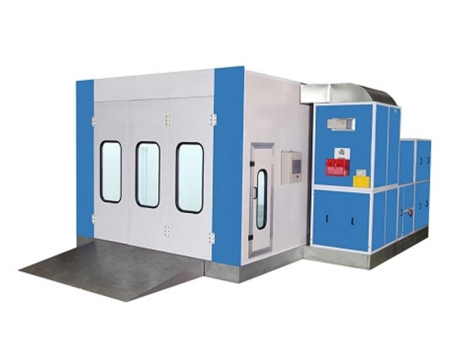RH-8500 Auto paint spray booth car baking booth price Featured Image