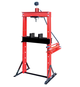 RH-97334 30T Hydraulic shop press with gauge