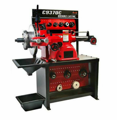 Car maintenance equipment break lathe C9370C Featured Image
