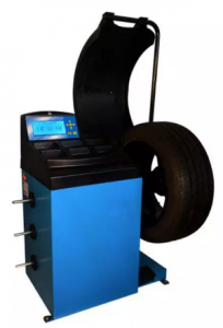 Automatically car tools repair wheel balancer with low price