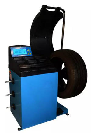 Automatically car tools repair wheel balancer with low price Featured Image