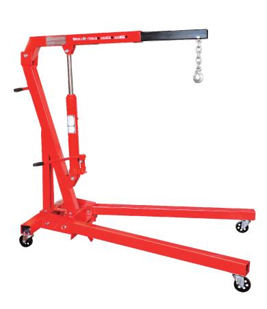 Good quality folding 1ton engine crane foldable Featured Image