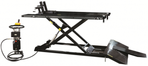 1500LB Hydraulic Scissor Motorcycle Lift
